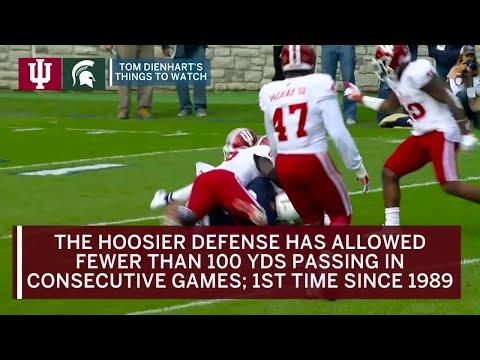 Week 8 Football Previews: Indiana at Michigan State