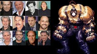 """Characters Voice Comparison - """"Bane"""""""