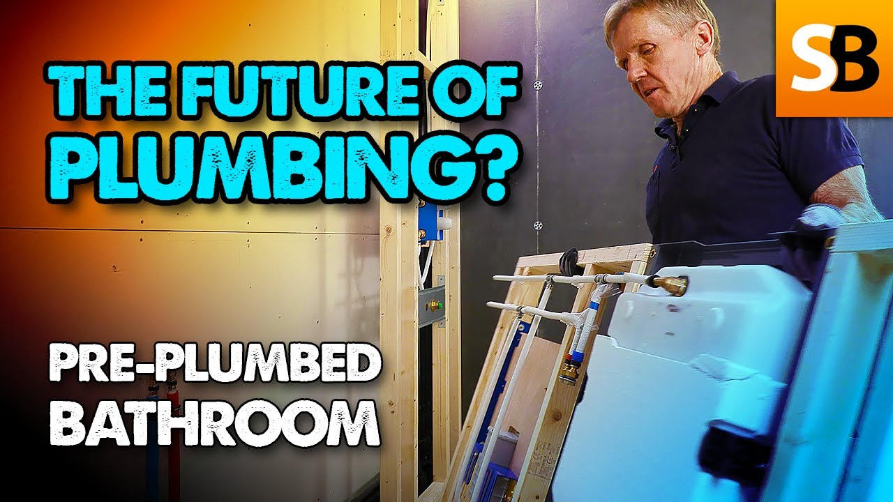 Is this The Future of Plumbing?