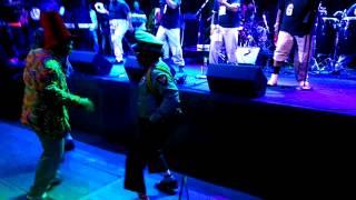 Otis n dem doing Da Hee Haw @ The Howard Theater