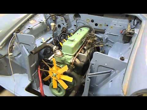 BMC Wolseley Farina 24/80 Restoration Part 6