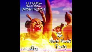 Dj Disciple And Dawn Tallman Whole World... @ www.OfficialVideos.Net