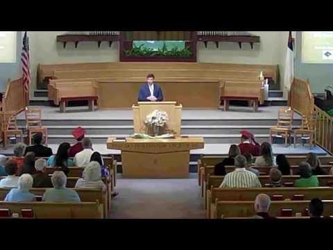 Calvary Bible Academy Graduation Ceremony 2016