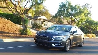 2017 Ford Fusion Hybrid Platinum: The Nicest, Most Efficient Ford Fusion Yet
