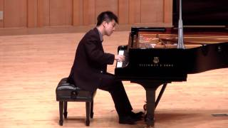 Mozart: Sonata in C Major, K. 330, 1st. Mvt. - Wiwi Kuan(官大為), Piano(Live)