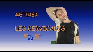 L'étirement pour soulager des douleurs aux cervicales