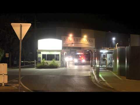 SPC Ardmona Industrial Accident