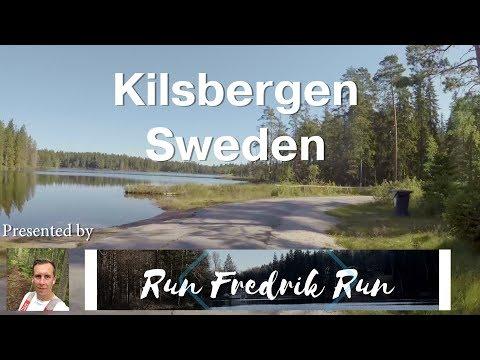 Kilsbergen Sweden Virtual Run with Music