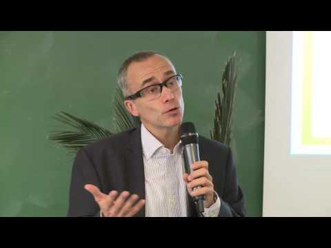 Conférence de Jean-Baptiste Rudelle, PDG de Criteo sur le campus de Gif