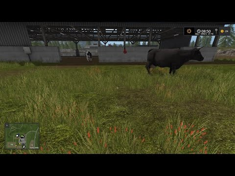 FS 17 - Goldcrest Valley by Stiffi - Buying a Couple of Animals