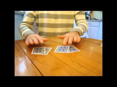 Фокусы с картами - Ментальный 2 - Обучение - Kaminskiy Vadim