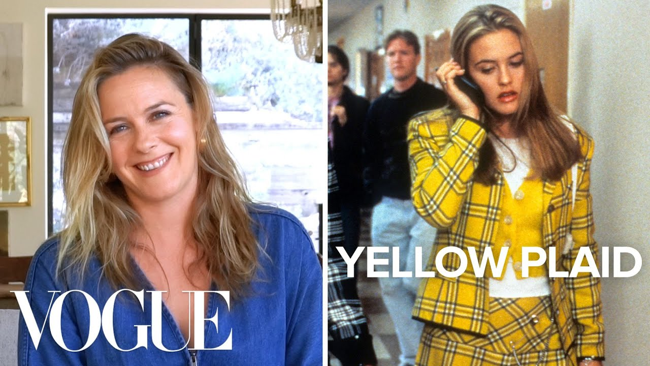 Alicia Silverstone Recreates Iconic 'Clueless' Scene With Yellow ...