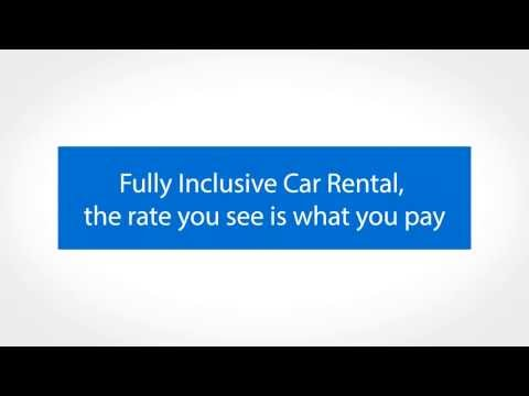 About Fully Inclusive Car Rental | Ireland - What do you get?