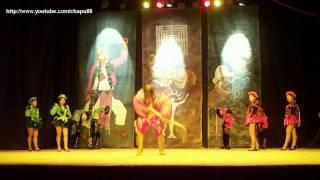 Ballet Folklórico América Morena - Caporales [Viedma 2010]