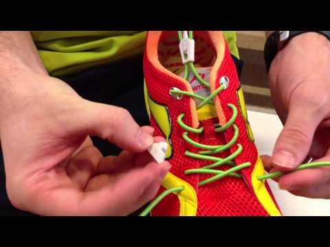 lock laces instructions video