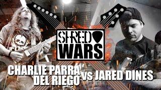 Shred Wars Jared Dines VS Charlie Parra Del Riego