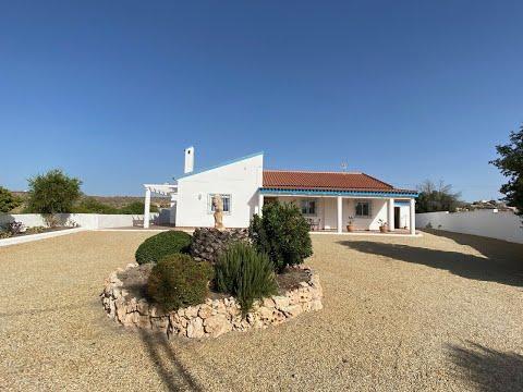Spanish Property Choice Video Property Tour - Villa A1180 Albox, Almeria, Spain. 249,950€
