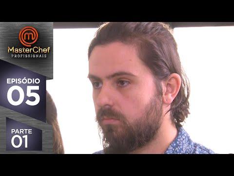 MASTERCHEF PROFISSIONAIS (18/09/2018) | PARTE 1 | EP 05 | TEMP 03