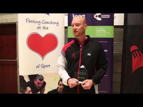 Talent Coach Award 2015 - Andrew Stewart