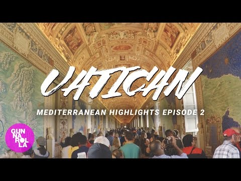 Vatican City | Mediterranean Highlights: Episode 2