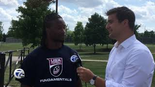 Rams running back Todd Gurley talks mindset after Super Bowl loss with Brad Galli