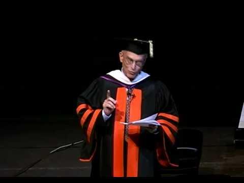 58th University of Chicago Hillel Latke-Hamantash Debate 2004 (Philip Gossett Part 1)