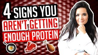 4 SIGNS YOU AREN'T GETTING ENOUGH PROTEIN │ Gauge Girl Training