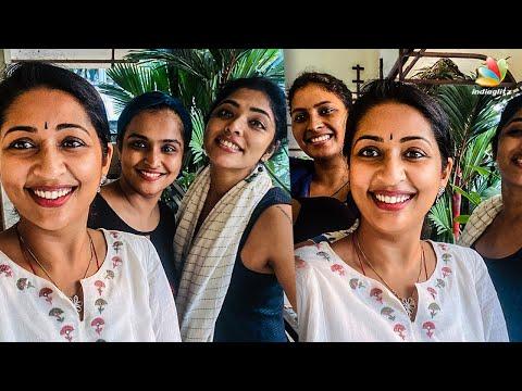 കൂട്ടുകാരെ കണ്ട സന്തോഷത്തിൽ Navya Nair, Remya Nambeesan, Rima Kallingal | Latest Malayalam News
