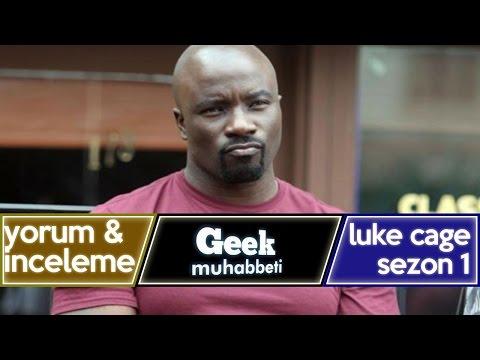 "LUKE CAGE - 1. Sezon İnceleme - ""Süper Kahraman Dizisi Miydi Ki?"""