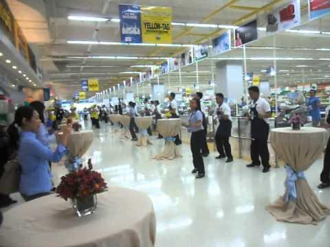 SM  Gensan Supermarket Media  Tour