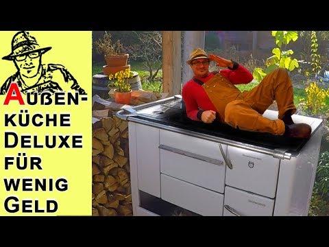 Outdoor Küche Holzherd : Mini outdoor küche lovely küche selber bauen anleitung küche