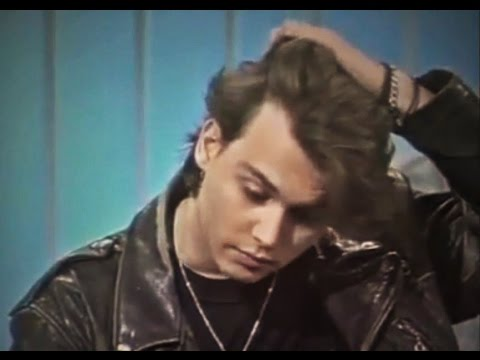 Johnny Depp- Rare Perle interview