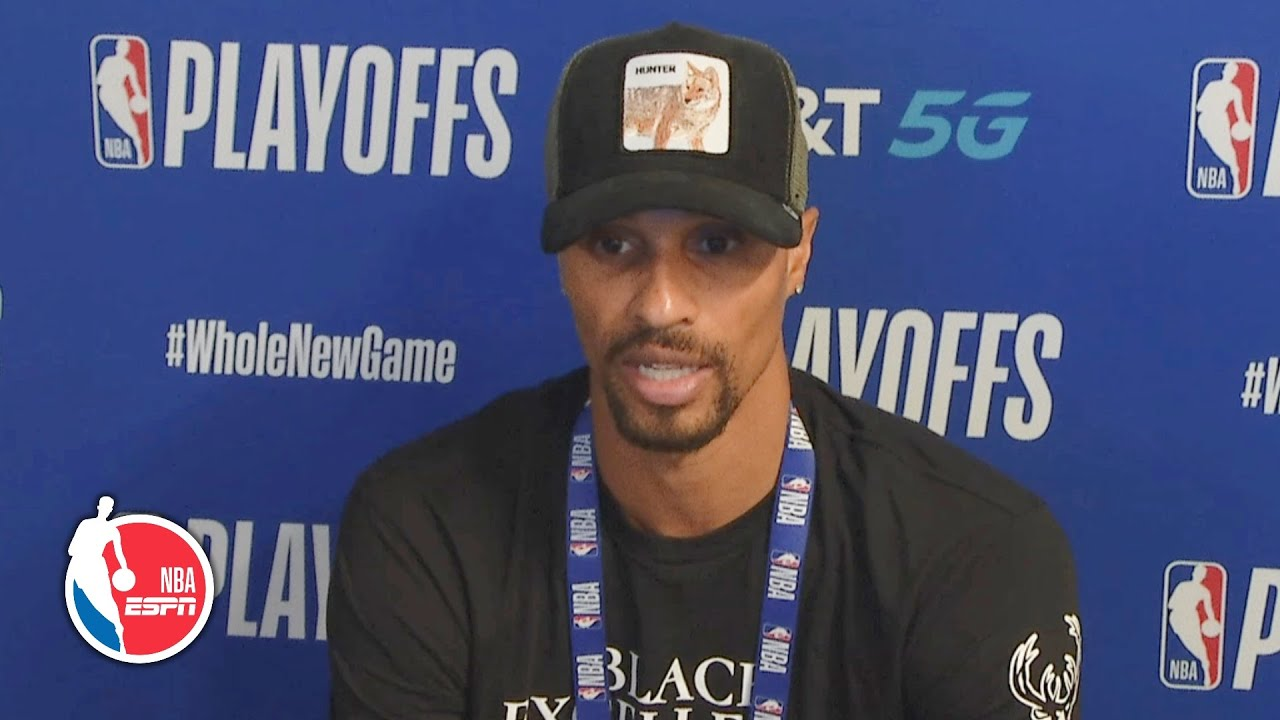 George Hill says he followed his heart in Wednesday boycott | NBA on ESPN