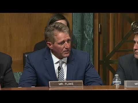Flake: Delay Kavanaugh floor vote one week