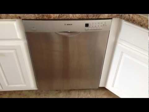 Bosch Dishwasher Leaking Fix Youtube