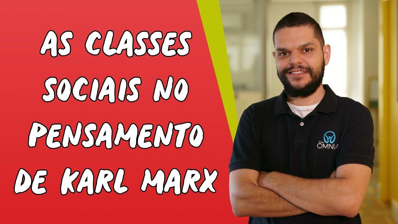 As Classes Sociais no Pensamento de Karl Marx - Brasil Escola - YouTube 6612e454618c4