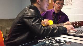 Đừng Cố Yêu - Khắc Việt Guitar Cover (Viet Nguyen and William Paul McClendon)