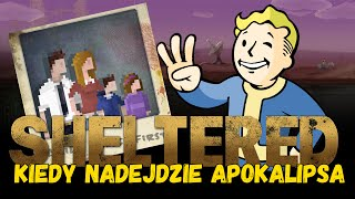 FALLOUT SHELTER NA STERYDACH - Sheltered (gameplay PL)【Gnomek】