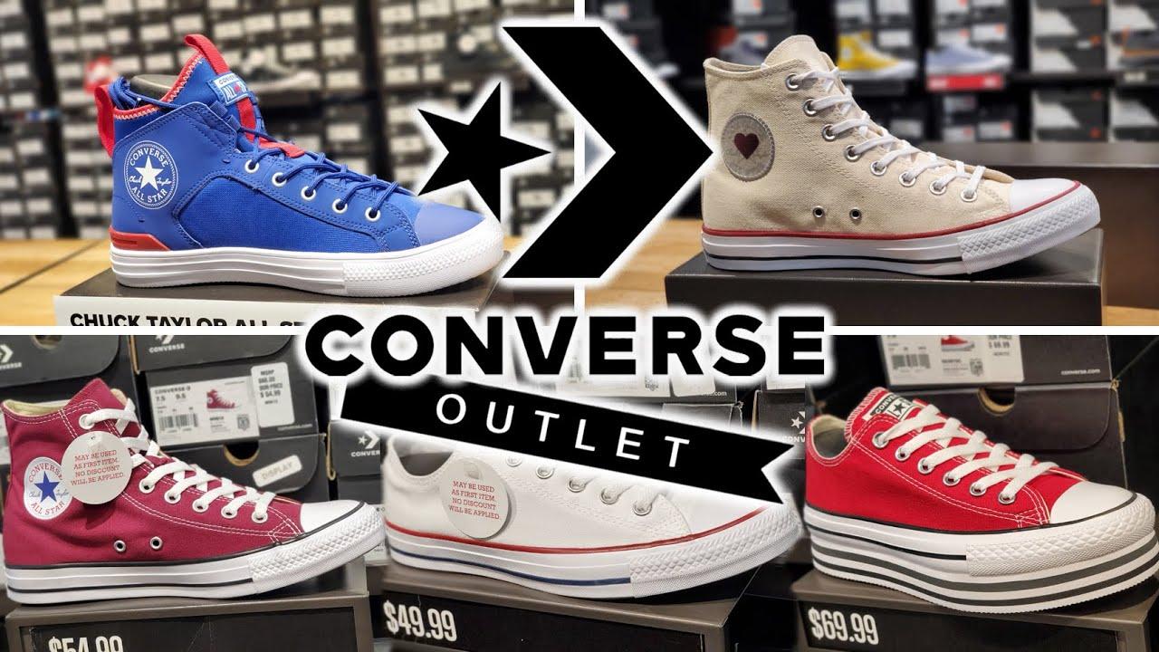 outlet converse