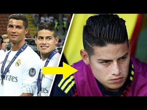 What the hell is happening to James Rodriguez? - Oh My Goal