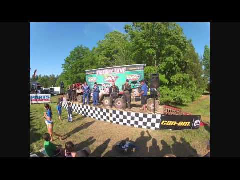 Team Crash Addict Treavis Poynter at Big Buck GNCC...