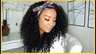 Install + Honest Review | Beautiful Peruvian Curly Hair Ft. DSOAR HAIR