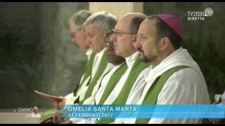 Omelia di Papa Francesco a Santa Marta del 21 febbraio 2017