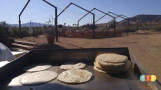 Taco Catering A Yucca Valley Wedding At The Ruin