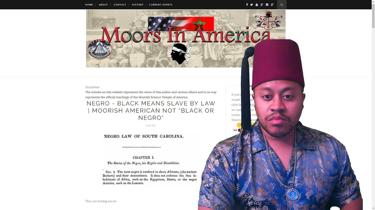 Download Black & African American Denotes to Slavery