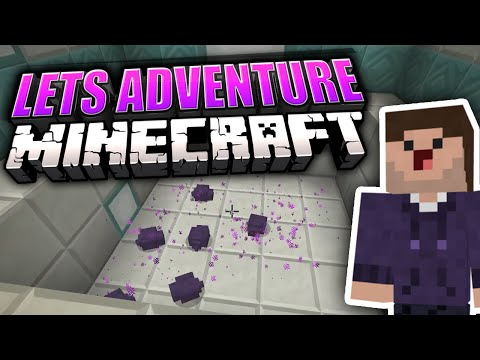 Enderman-Forschungsanlage! | Map 27 | Let's Adventure YOUR Minecraft!