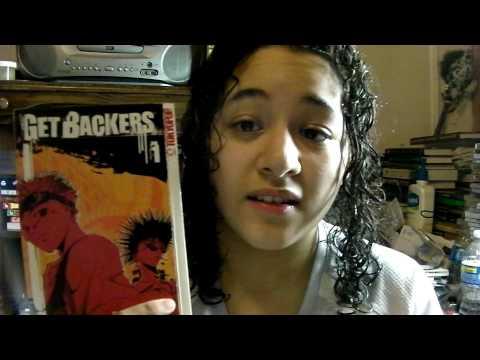 GetBackers Vol. 1 Manga Review