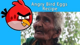106 old Mastanamma Hunting For Angry Bird Eggs |Eggs Recipe|