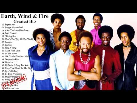 Earth, Wind & Fire`s Greatest Hits || The Best Of Earth, Wind & Fire