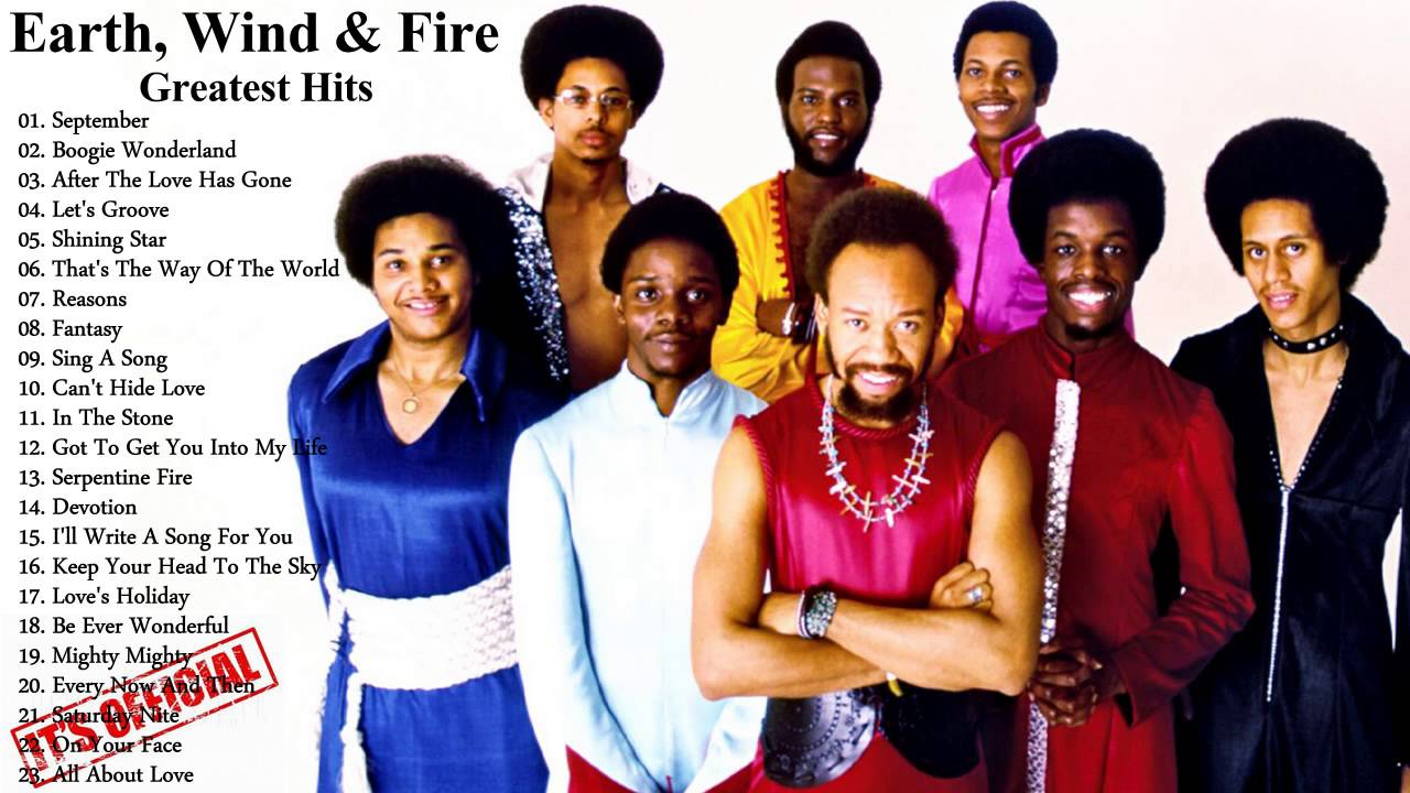 20 Earth, Wind & Fire Classics - ThoughtCo